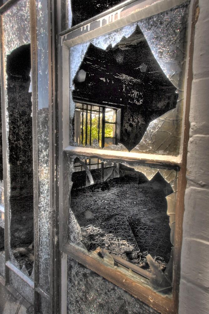 Derelict House by Colin  Ewington