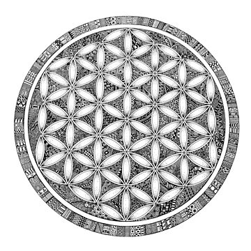 Flower of Life by ivysanchez