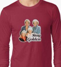 Stay Golden Long Sleeve T-Shirt