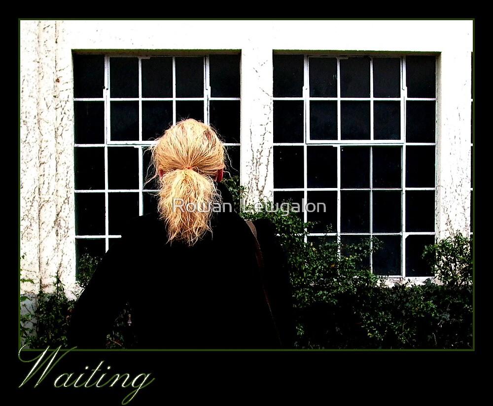 Waiting by Rowan  Lewgalon