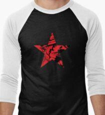 Chairman Meow - Red Star Men's Baseball ¾ T-Shirt