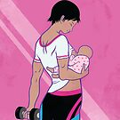 Mother Work Out  by PraeclarusPress