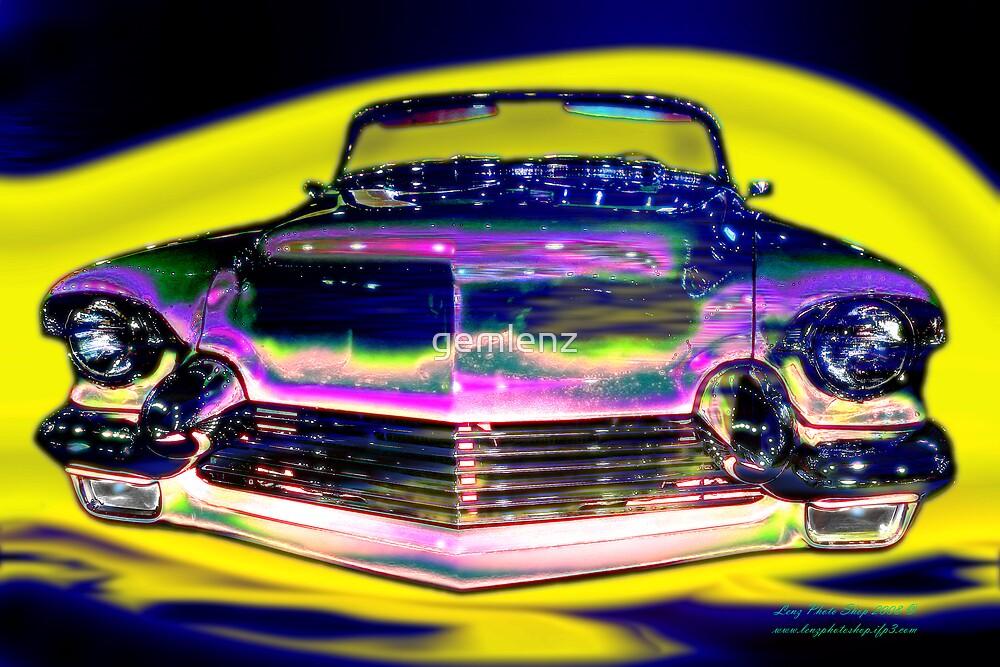 Night Rider by George Lenz
