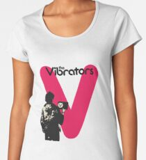 The Vibrators Women's Premium T-Shirt