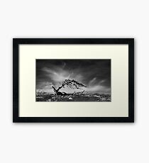 A Brief History of the Wind Framed Print