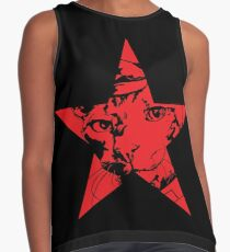Archibald the Great - Red Star Contrast Tank