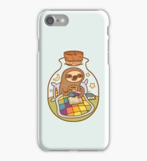 Sloth in a Bottle iPhone Case/Skin