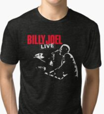 BILLY JOEL SKETSA PAHIMAN Tri-blend T-Shirt