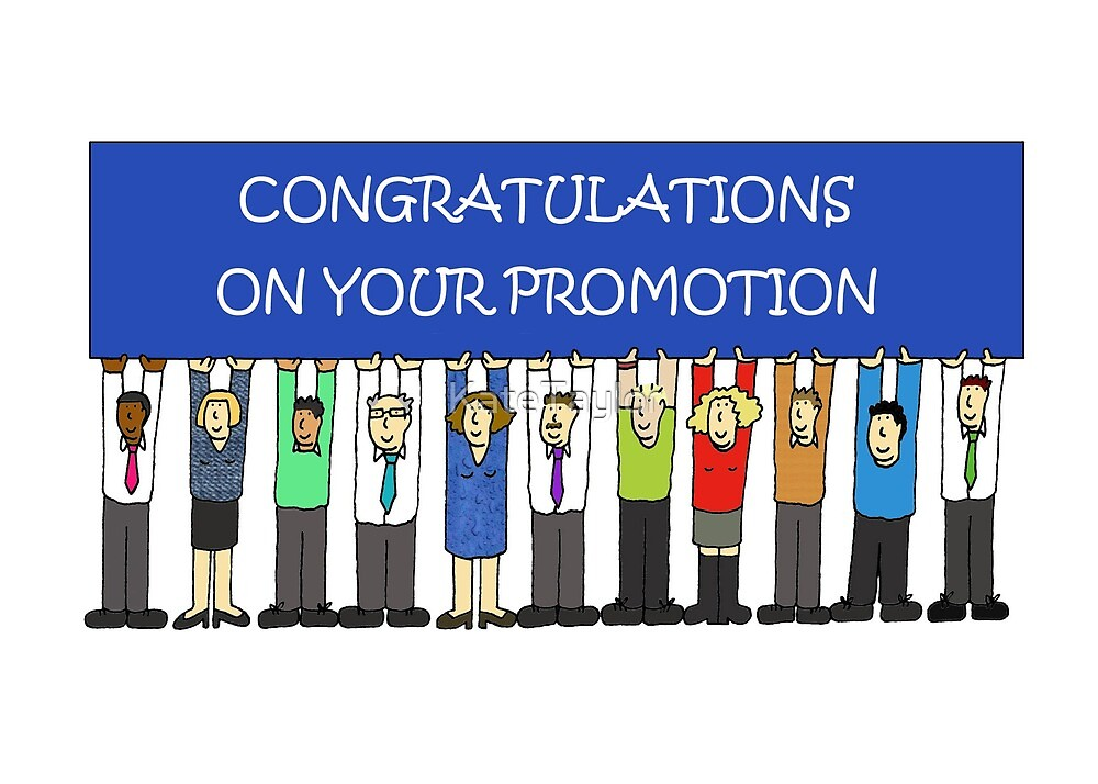 Congratulations for promotion in job - photo#33