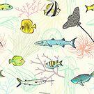 «Under the Sea» de ceciliasolari