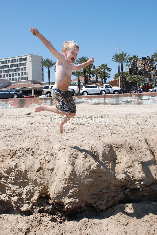 Jump for Joy by MorganAshley