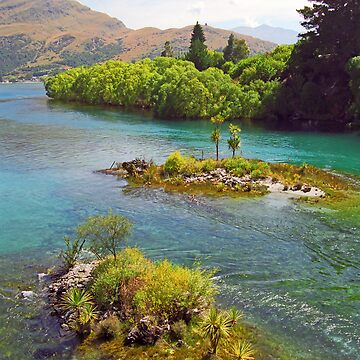 A King's River  Queenstown  by skystudio