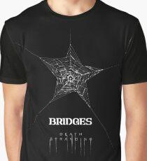 Death Stranding - Bridges (With Logo) Graphic T-Shirt