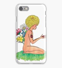 Wildflower Princess iPhone Case/Skin