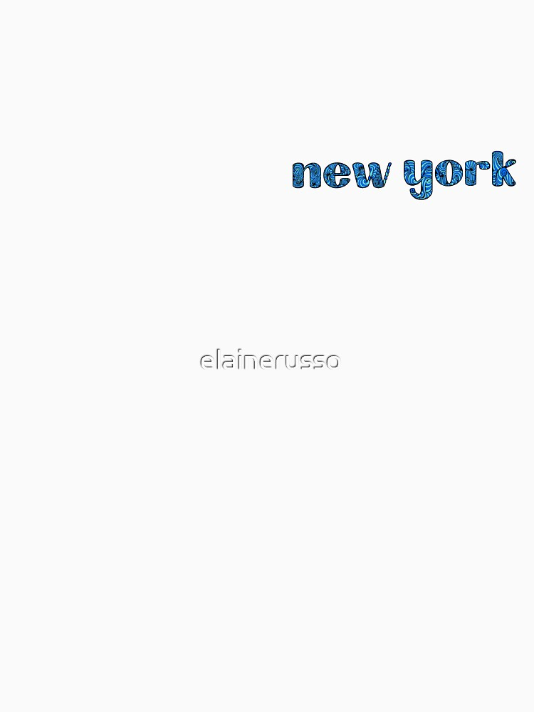 Nueva York de elainerusso