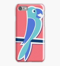 Bird Man iPhone Case/Skin