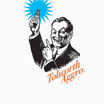 Tolworth Aggro Tonic by simonday