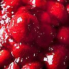 Strawberry Flan. by Billlee