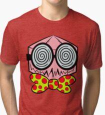 Phage Head Tri-blend T-Shirt