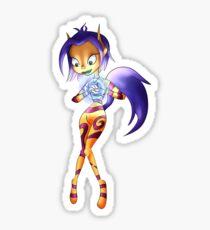 Ly the Fairy sticker Sticker
