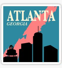 Atlanta Kitsch Sticker
