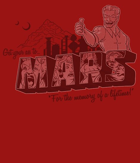 Get Your Ass to Mars by Punksthetic