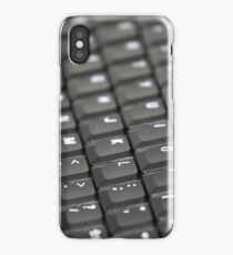 Keyboard iPhone Case