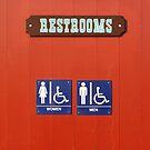 Restroom by Henrik Lehnerer