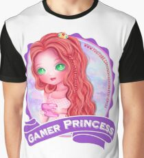 Gamer Princess Youtuber - Products Graphic T-Shirt