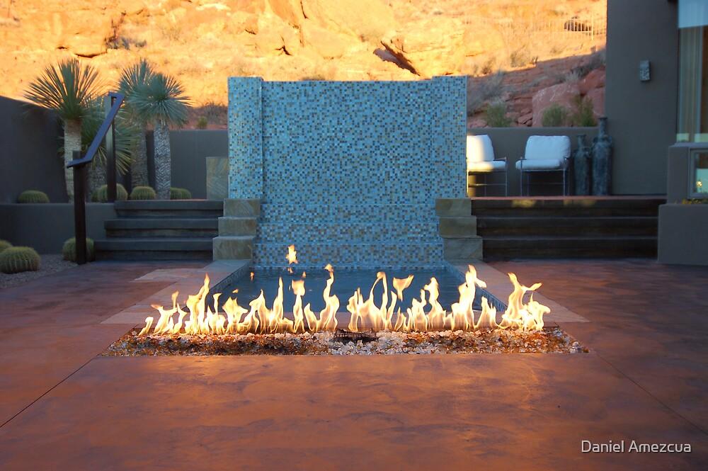 Fire and Water by Daniel Amezcua