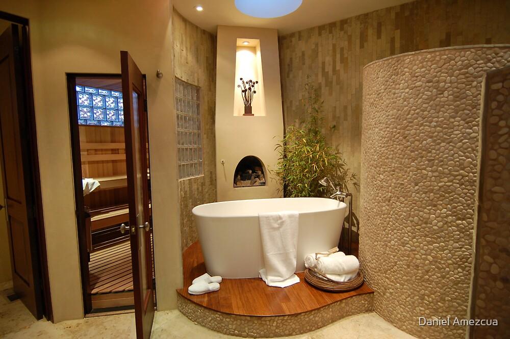 A Dream Bathroom by Daniel Amezcua