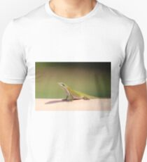 Carolina Anole Unisex T-Shirt
