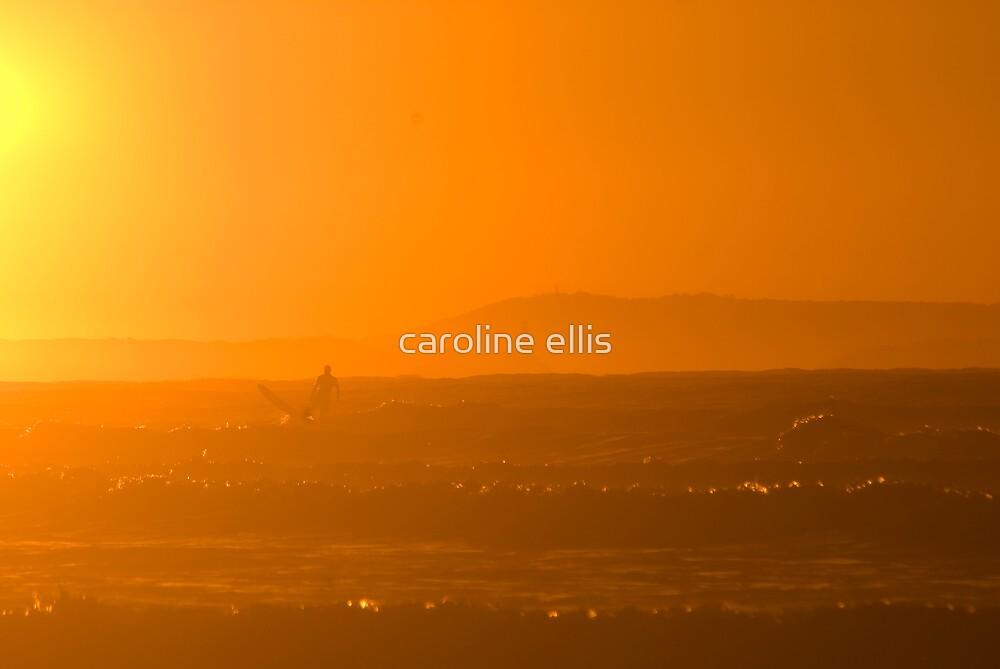 Ocean Grove Surfing by caroline ellis