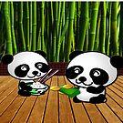 Panda Exchange by Cranemann