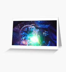 lightslinging Greeting Card