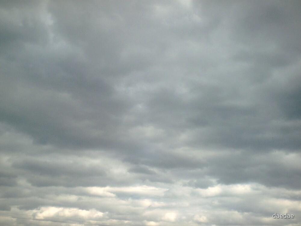 clouds by daedae