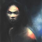 Asian Woman by Jeffrey Diamond
