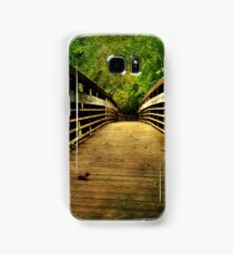 A long way to the other side of the bridge Samsung Galaxy Case/Skin