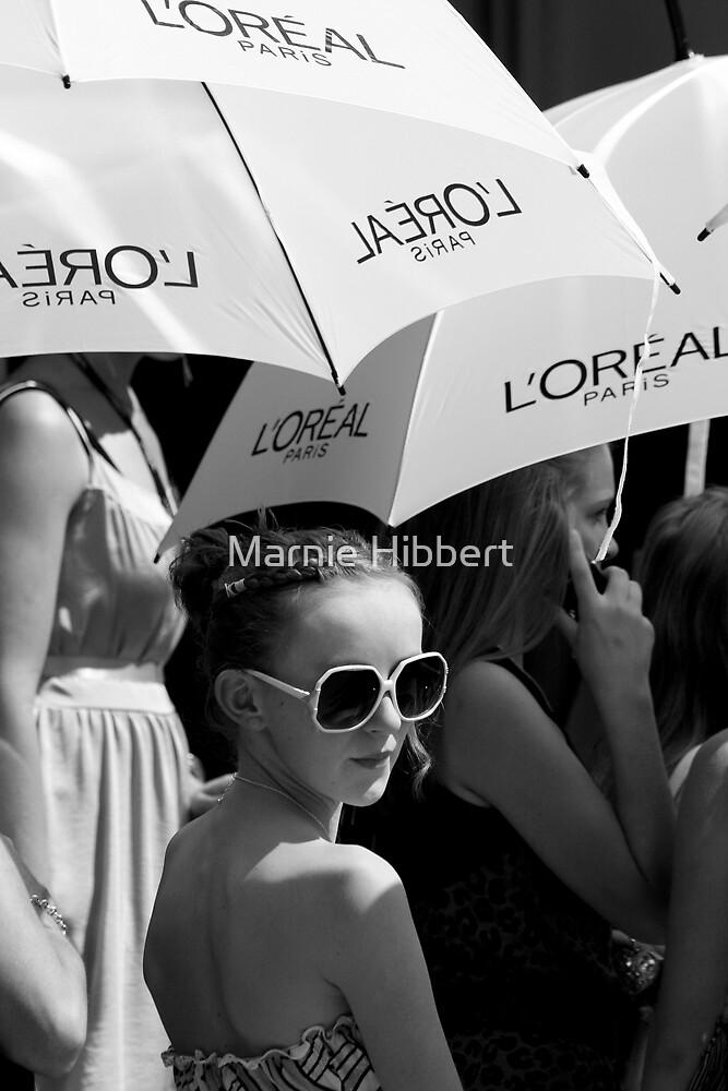 Loreal Girl by Marnie Hibbert