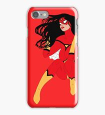 The Good Spider Jessica iPhone Case/Skin