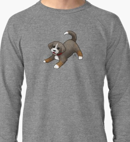 Custom Dog - Newdle Lightweight Sweatshirt