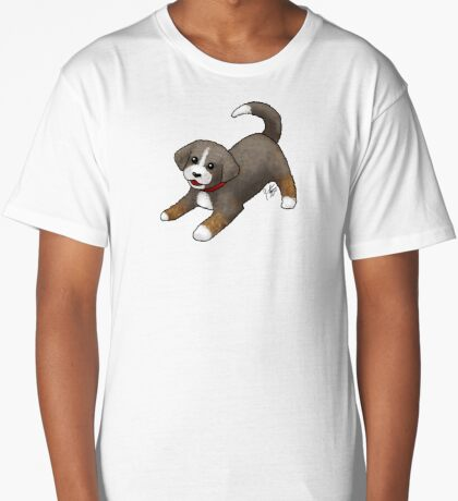 Custom Dog - Newdle Long T-Shirt