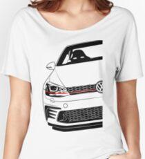 Golf Mk7 GTI ClubSport Best Shirt Design Women's Relaxed Fit T-Shirt