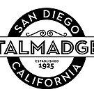 Talmadge Circle by JaynaMcLeod