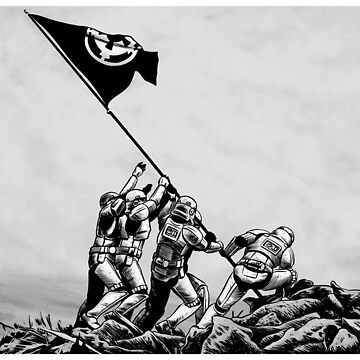 Storm troopers at iwo jima by DonBonanza