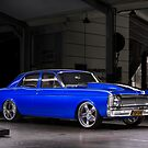 Michael Bellette's 1969 Ford XW Falcon by HoskingInd