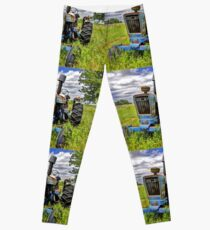 Old Ford Leggings