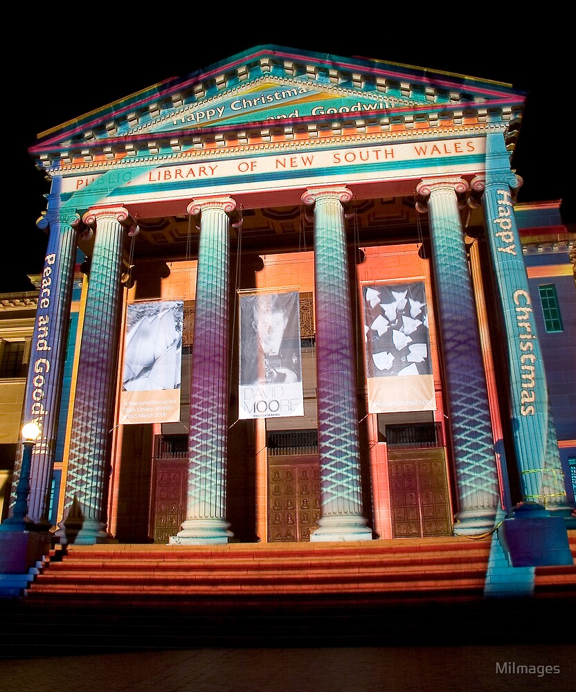 State Library NSW Christmas 2005_1 by MiImages