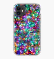Luxury Christmas iPhone Case