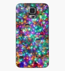Luxus Weihnachten Hülle & Klebefolie für Samsung Galaxy